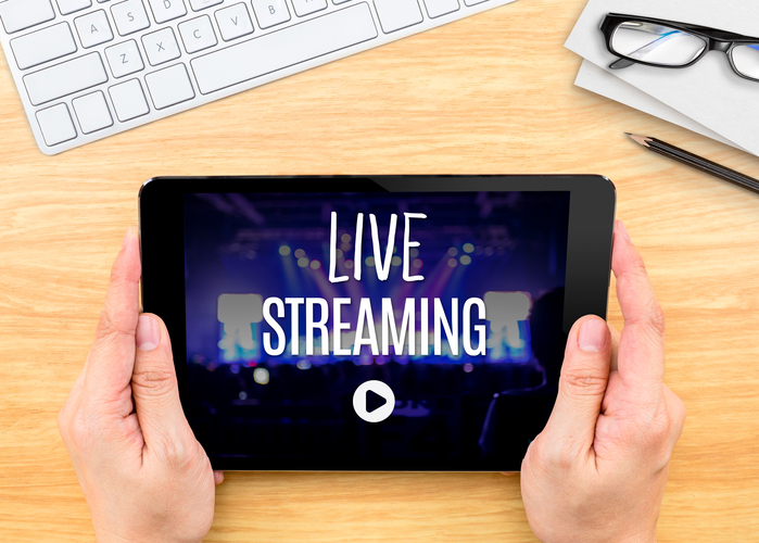 Live Video Streaming for Financial Advisors